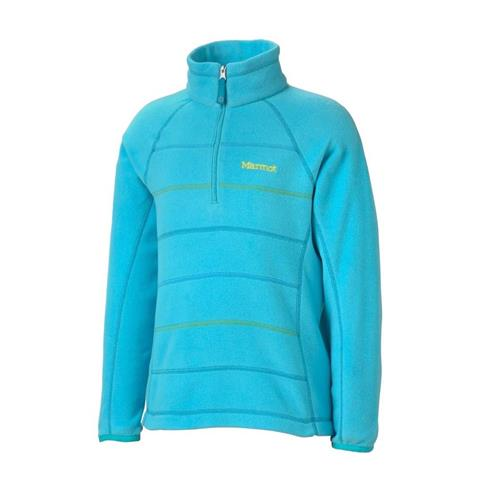 Marmot Sasha 1/2 Zip Fleece Top Girls