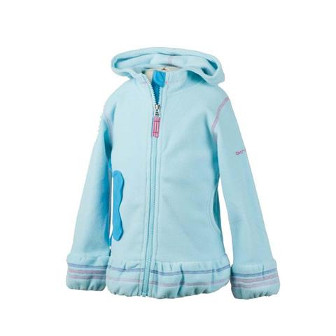 Obermeyer Poppy Fleece Zip Hoodie - Girl's