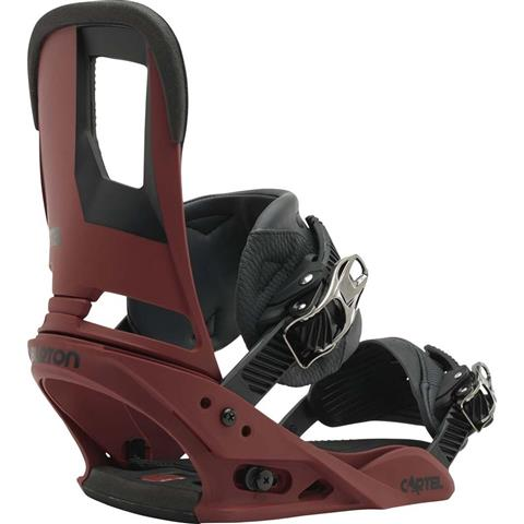 Burton Cartel Re:Flex Snowboard Bindings Mens