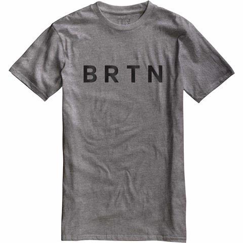 Burton BRTN Slim Fit Short Sleeve T Shirt Mens