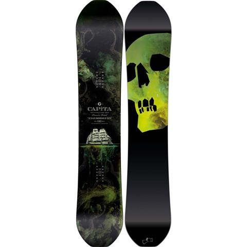 Capita The Black Snowboard of Death Mens