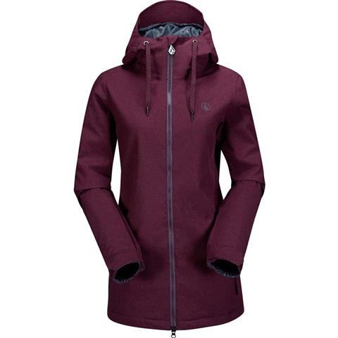 Volcom Magnum Insulated Jacket Womens