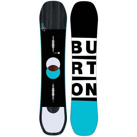Burton Custom Smalls Snowboard - Youth