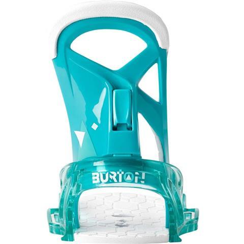 Burton Scribe Small EST Snowboard Bindings Girls