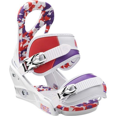 Burton Stiletto Smalls Snowboard Bindings Girls