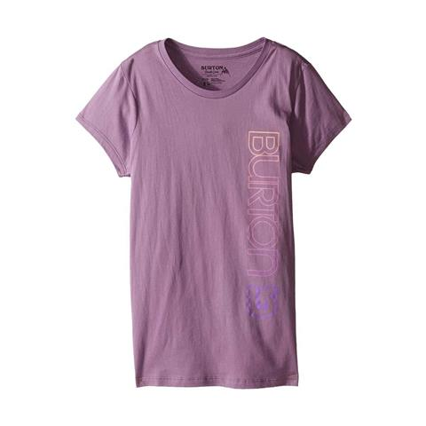 Burton Antidote Short Sleeve Tee Girls