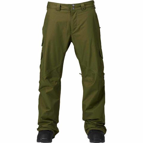 Burton Cargo Pant Mid Fit Mens