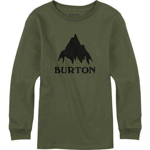Burton Classic Mountain LS Tee Boys