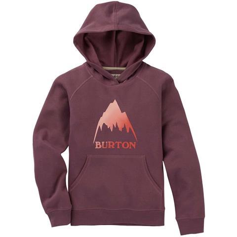 Burton Classic Mountain Pullover Hoodie Girls
