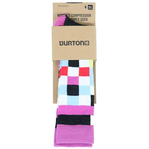 Burton Super Party Sock Womens