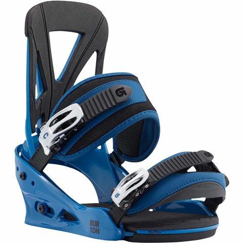 Burton Custom Snowboard Bindings Mens