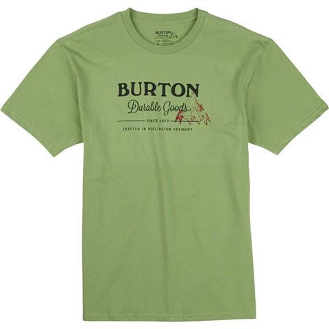 Burton Durable Goods Short Sleeve Tee Mens