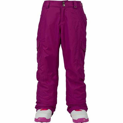 Burton Elite Cargo Pant Girls