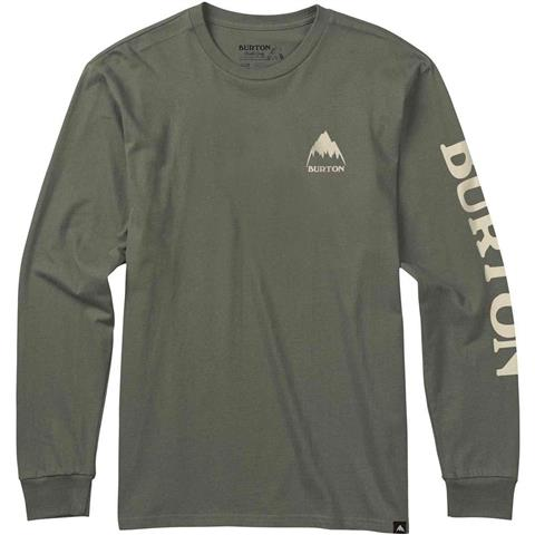 Burton Elite Long Sleeve T Shirt Mens