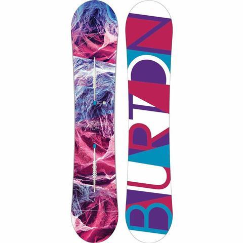 Burton Feelgood Flying V Snowboard Womens