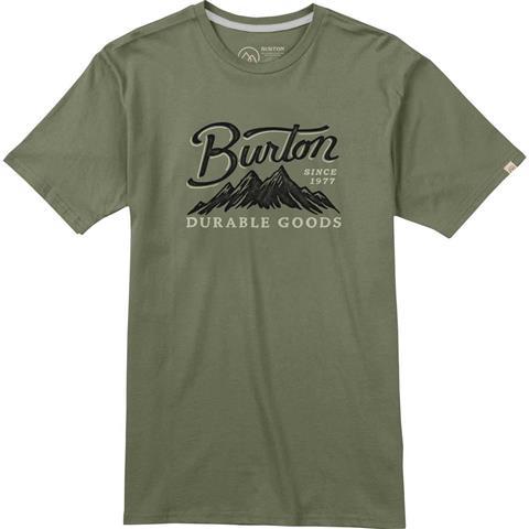 Burton Front Range SS Tee Mens