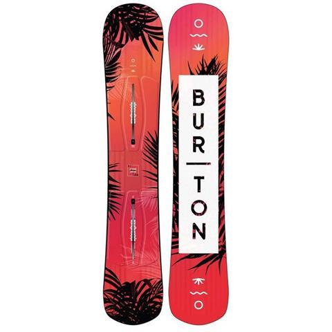 Burton Hideaway Snowboard 19 Womens