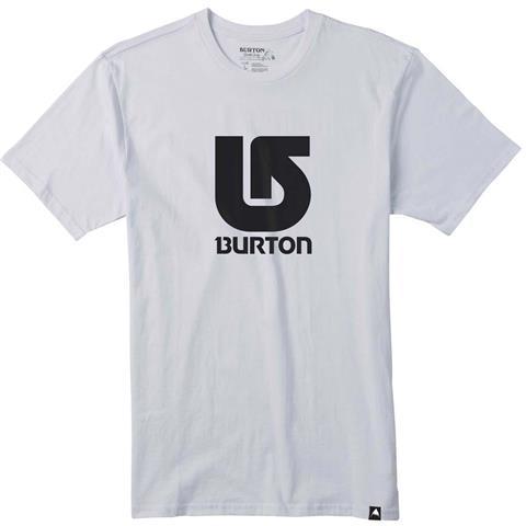 Burton Logo Vertical SS Tee Mens