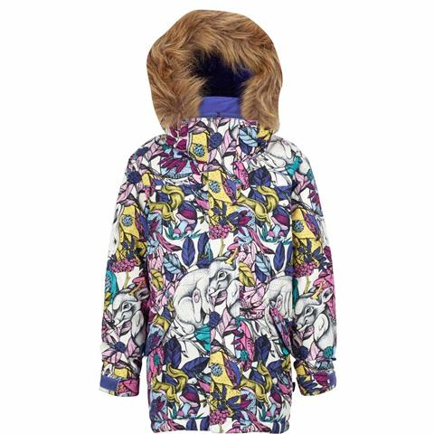 Burton Minishred Aubrey Jacket Girls