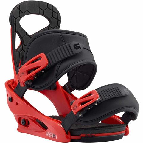 Burton Mission Smalls Snowboard Bindings Youth