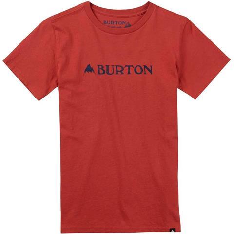 Burton Mountain Horizontal SS Tee Boys