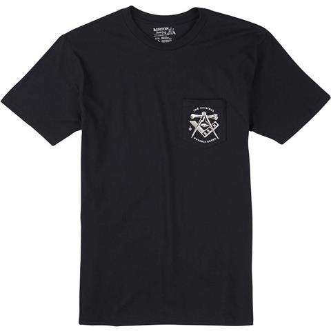 Burton OG Slim Short Sleeve Tee Mens
