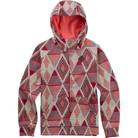 Burton Scoop Full Zip Hoodie Girls