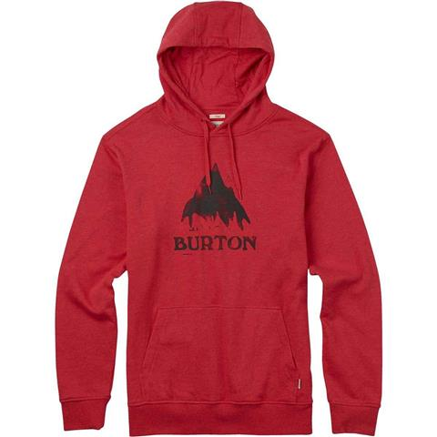 Burton Stamped Mountain Recycled Pullover Hoodie Mens