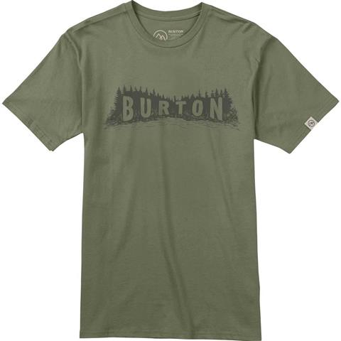 Burton Tall Pines SS Tee Mens