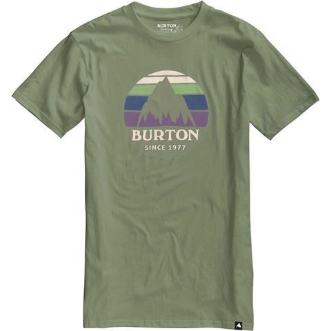 Burton Underhill Logo SS Tee Mens