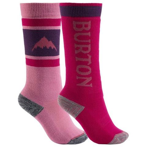 Burton Weekend Midweight Sock 2 Pack Youth