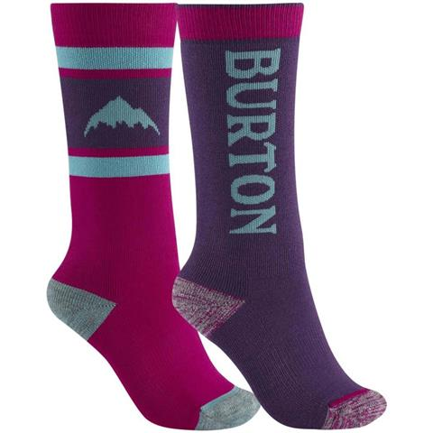Burton Weekend Midweight Sock 2-Pack - Youth