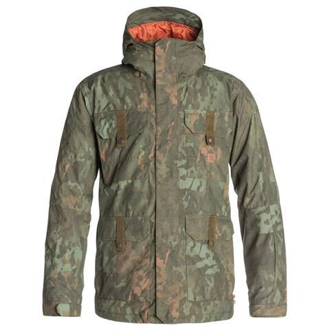 DC Servo Jacket Mens