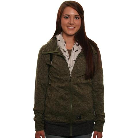 ONeill Amber Fullzip Fleece Womens