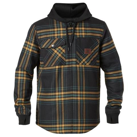 DC Backwoods Flannel Mens