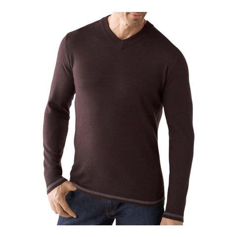 Smartwool Coal Creek V Neck Sweater Mens