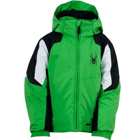 Spyder Mini Guard Jacket Boys