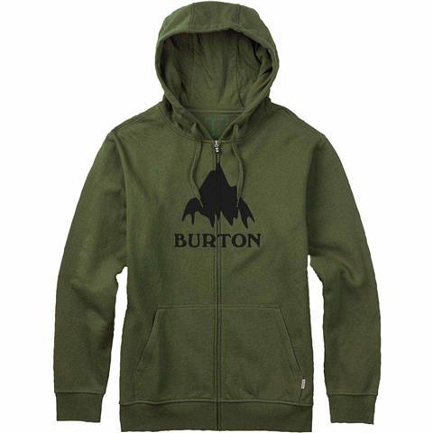 Burton Classic Mountain Full Zip Hoodie Mens
