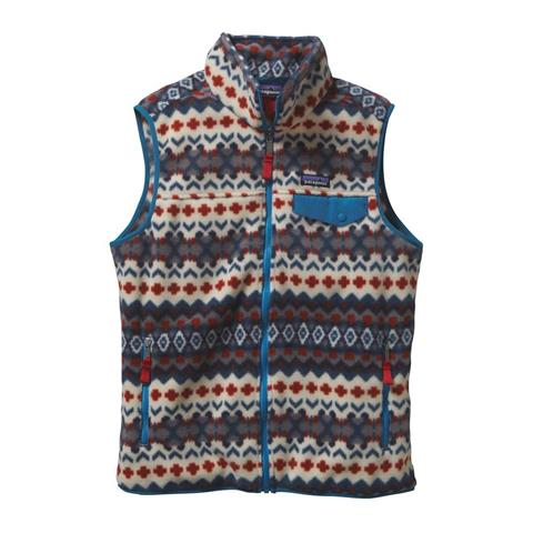 Patagonia Lightweight Synchilla Snap T Vest Mens