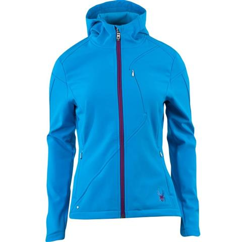 Spyder Courmayeur Soft Shell Jacket Womens