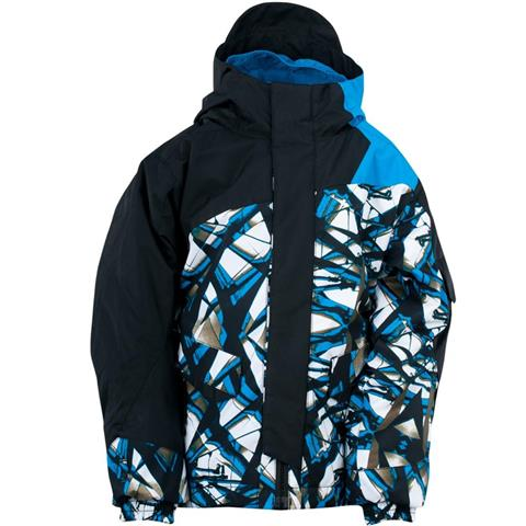 Spyder Mini Rail Jacket Boys