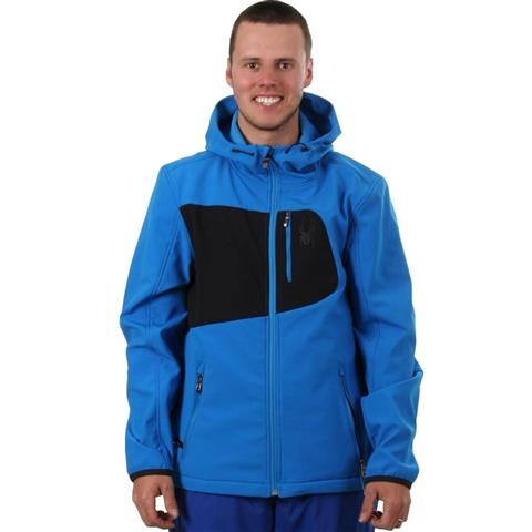 Spyder Patsch Hoody Soft Shell Jacket Mens