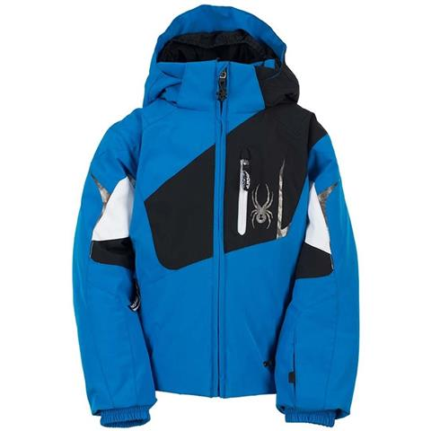 Spyder Mini Leader Jacket Boys