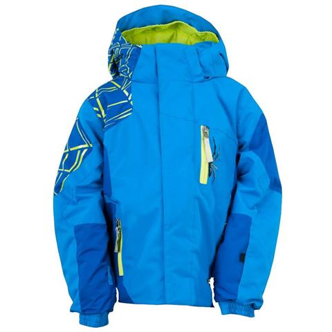 Spyder Mini Challenger Jacket Boys