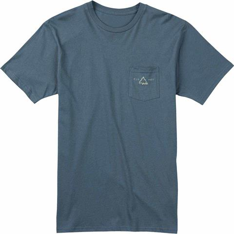 Burton Crafted SS Pocket Tee Mens