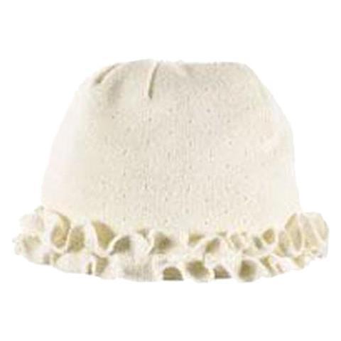 Turtle Fur Ruffle Hat