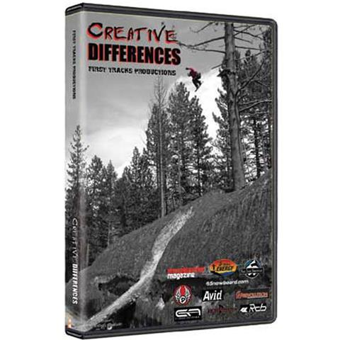 Creative Differences DVD