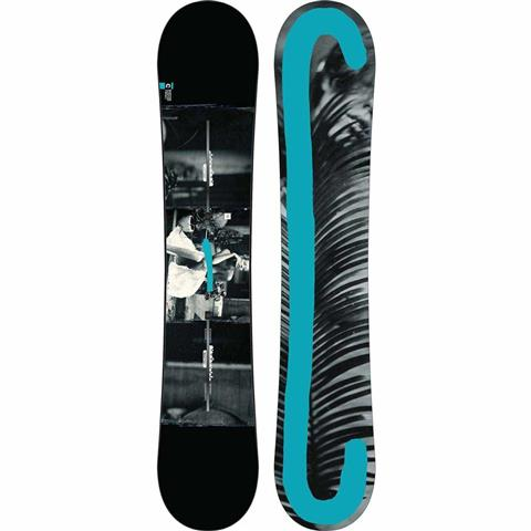Burton Custom Twin Snowboard Mens