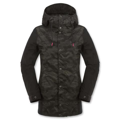Volcom Stave Jacket Womens