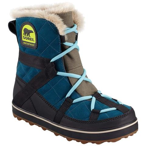 Sorel Glacy Explorer Shortie Boots Womens